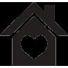 Дом с сердцем