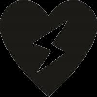 Молния в сердце