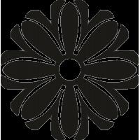 Цветок 12
