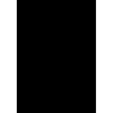 Персонаж-хоккеист на коньках с клюшкой