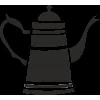 Высокий чайник