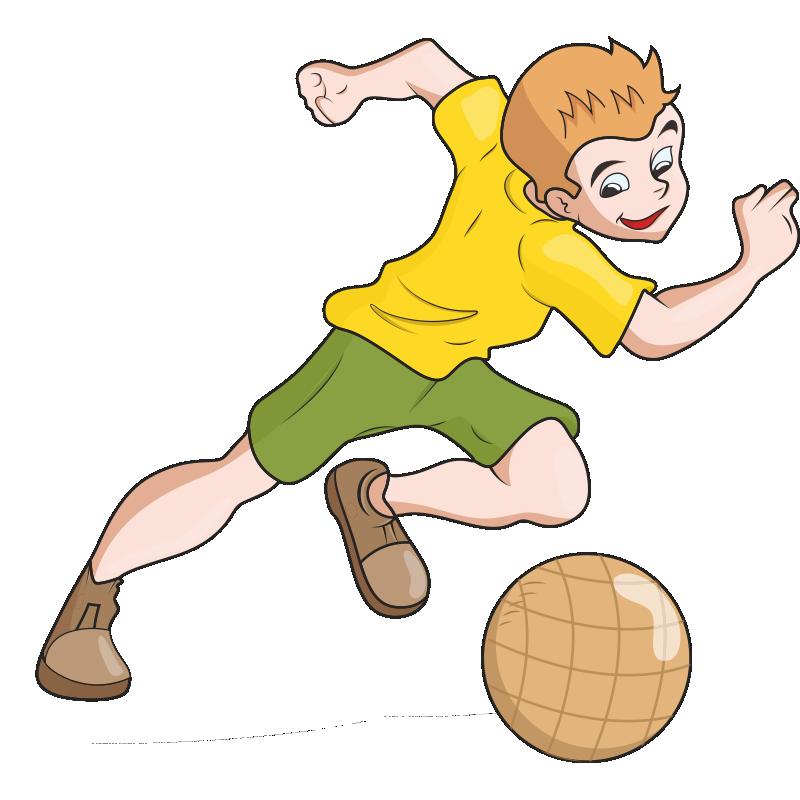 Рисованные картинки детей спорт