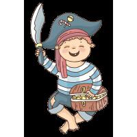 Пират на борту!