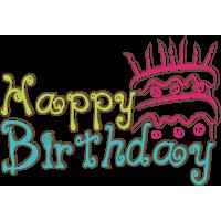 Happy Birthday - С днем рождения - Хеппи бездей