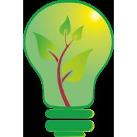 Экологическая лампочка