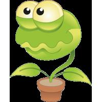 Растения монстр