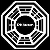 Dharma from Lost - Логотип станции Дхарма с сериала Остаться в живых