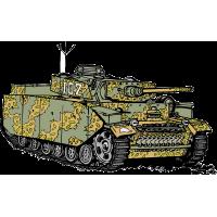 Немецкий танк