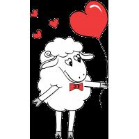 Влюбленная овца