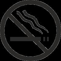 Знак - Нельзя курить