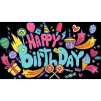 Happy Birthday - С днем рождения
