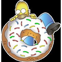 Гомер на Пончике