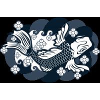 Тату Рыба Японская Традиционная
