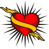 Сердце И Лента