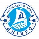 Логотип FC Dnipro Dnipropetrovsk - Днепр Днепропетровск