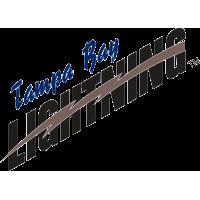 Логотип Tampa Bay Lightning- Тампа-Бэй Лайтнинг