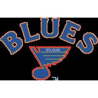 Логотип St. Louis Blues - Сент-Луис Блюз