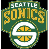 Seattle SuperSonics - Сиэтл Суперсоникс